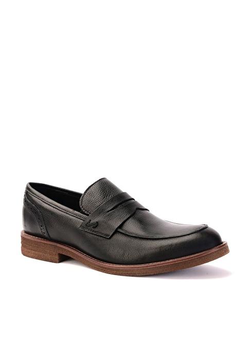 Beta %100 Deri Klasik Ayakkabı Siyah